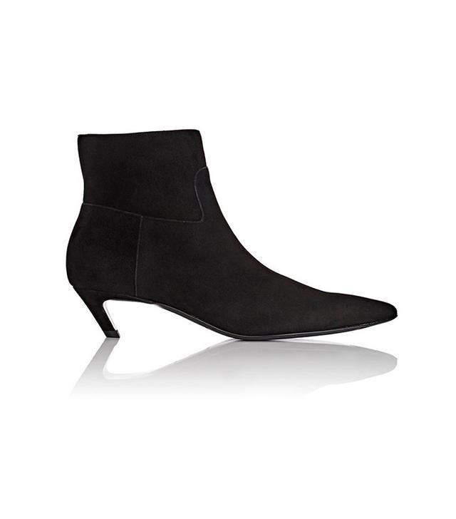 Balenciaga Broken Heel Ankle Boots