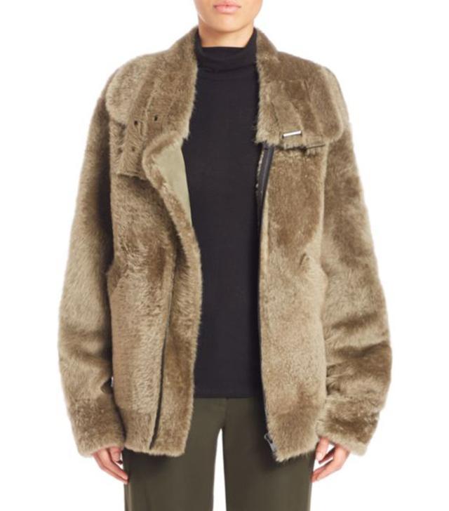 Zoe Jordan Bear Run Shearling jacket