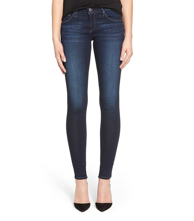 AG Jeans Super-Skinny Stretch Jeans