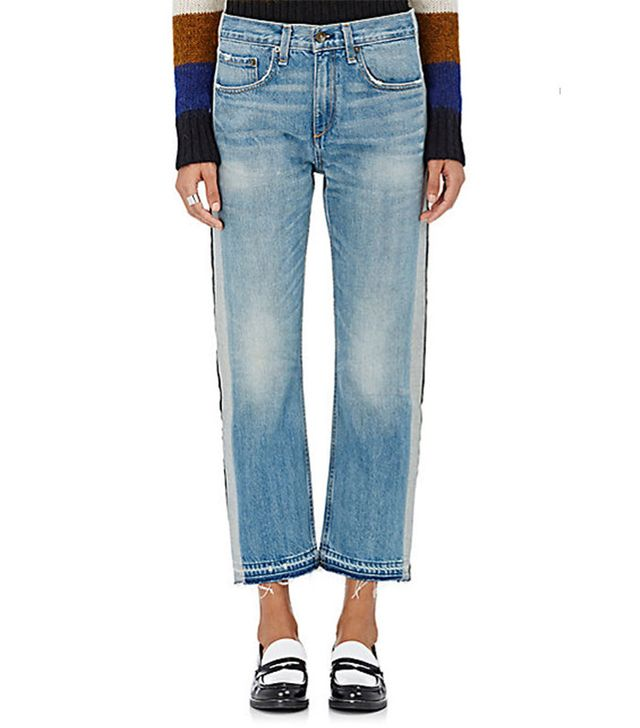 Rag & Bone Marilyn Crop Jeans