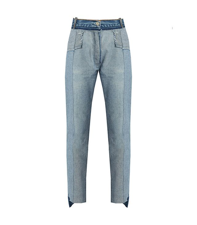 Vetements Reworked Reversible Skinny Jeans