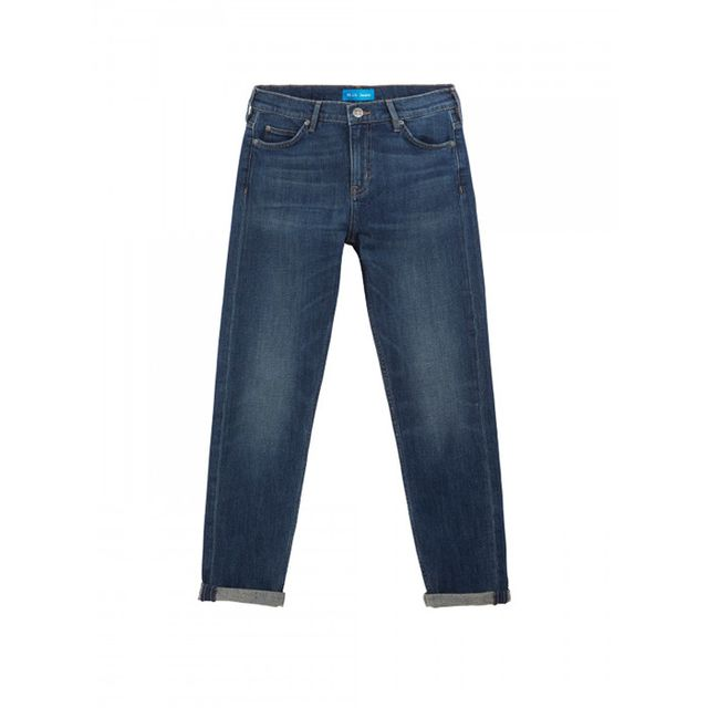 Best over 40 fashion bloggers: M.i.h Jeans Skinny Boyfriend