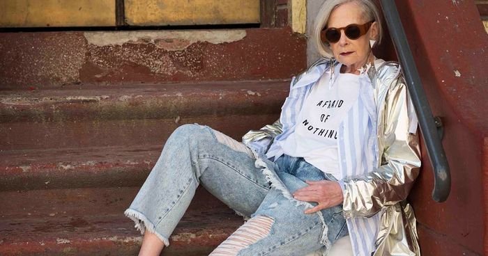 Meet The Stylish Fashion Bloggers Over Age 40 Who What