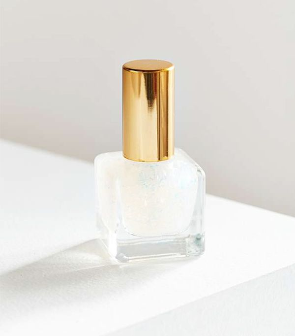 Best nail polish: Urban Outfitters Raw Gem Top Coat