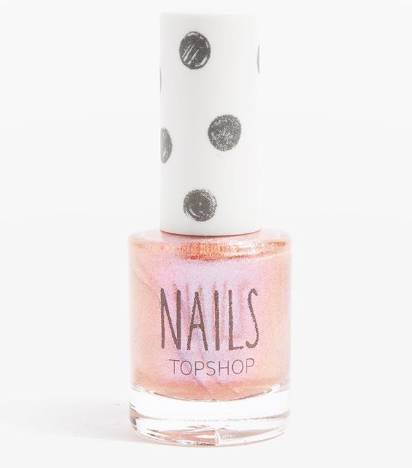 Best nail polish: Topshop Nail Polish in Drama Queen