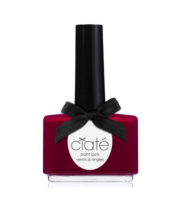 Best nail polish: Ciate Paint Pot in A Dangerous Affair