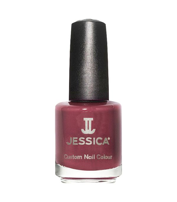 Best nail polish: Jessica Custom Colour Nail Varnish in Enter If You Dare