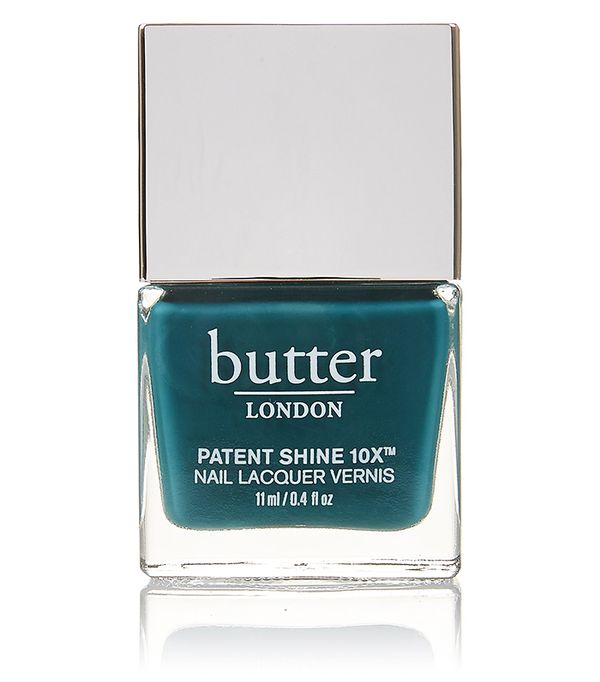 Best nail polish: Butter London Patent Shine 10X™ in Bang On