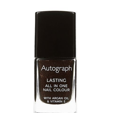 All in One Nail Colour in Cappuccino