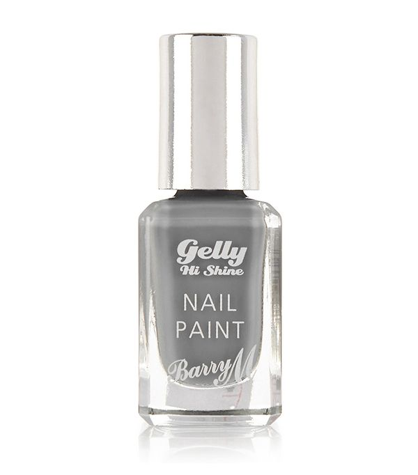 Best nail polish: Barry M Gelly Nail Paint in Chai