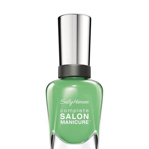 Complete Salon Manicure Nail Colour in Moheato