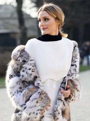 Olivia Palermo Wore This Fashion Faux Pas to Dior Couture