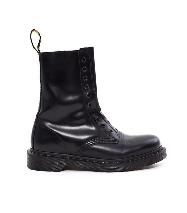 Vetements x Dr. Martens Borderline Boots