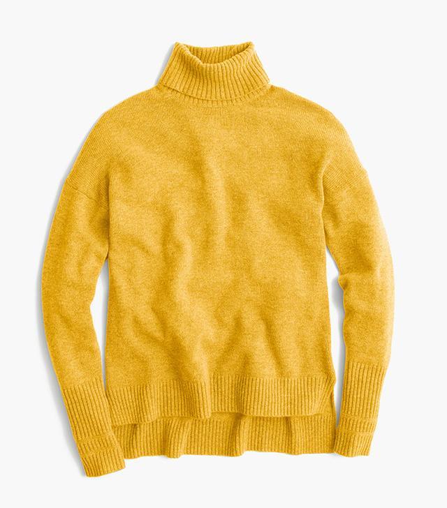 J.Crew Wool Turtleneck Sweater