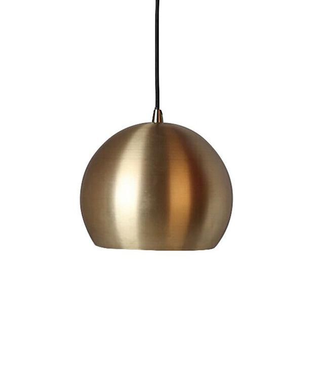 Target Globe Pendant Lamp
