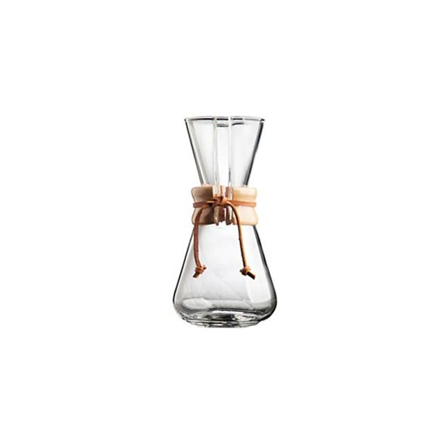 Chemex 3-Cup Classic Series Coffeemaker