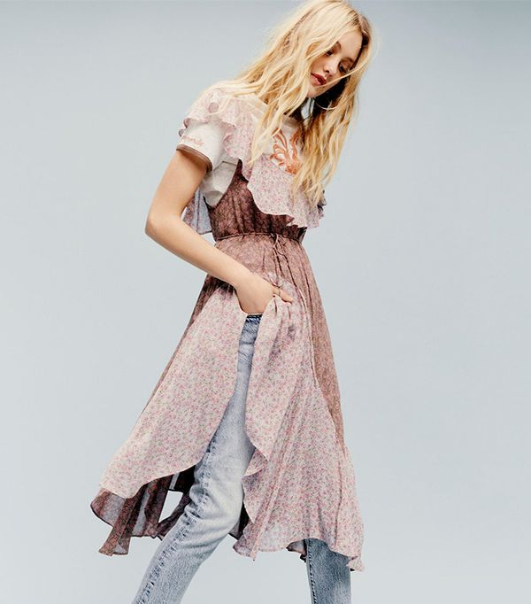 Free People Flower Patch Dress