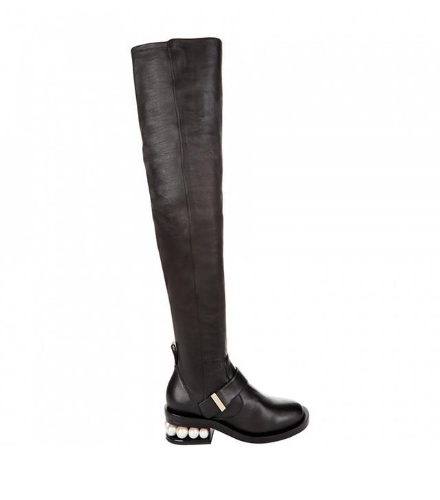 Nicholas Kirkwood Over the Knee Boots