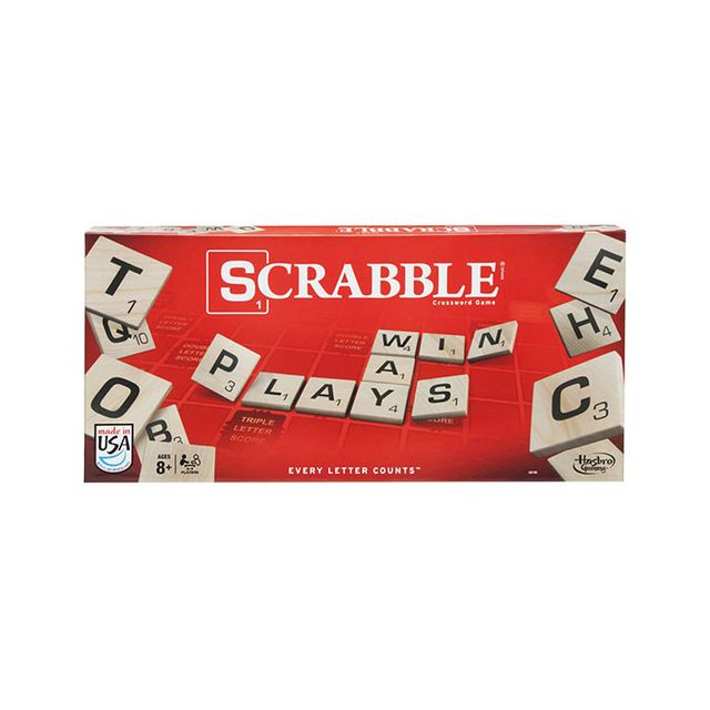 Hasbro Scrabble Game