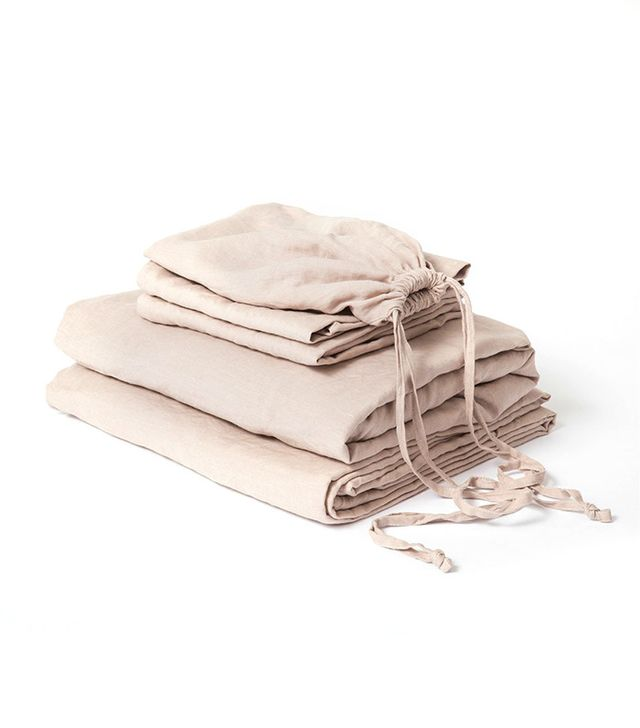 Cultiver Linen Sheets