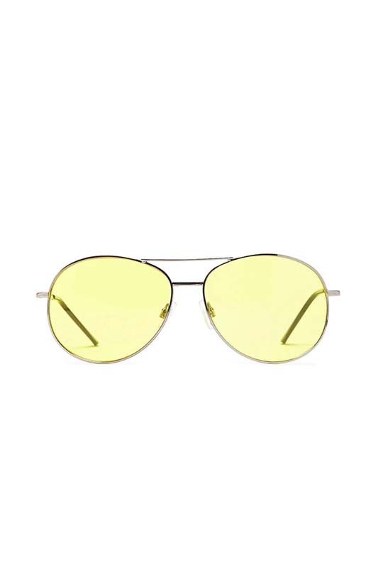 Forever 21 Replay Vintage Metal Sunglasses