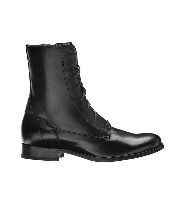 Frye Melissa Lace Short Boots
