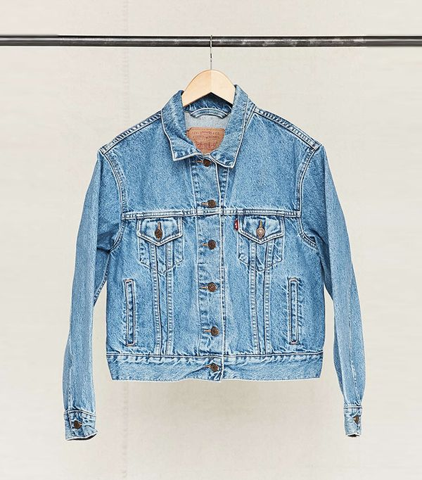 Vintage Levi's Denim Trucker Jacket