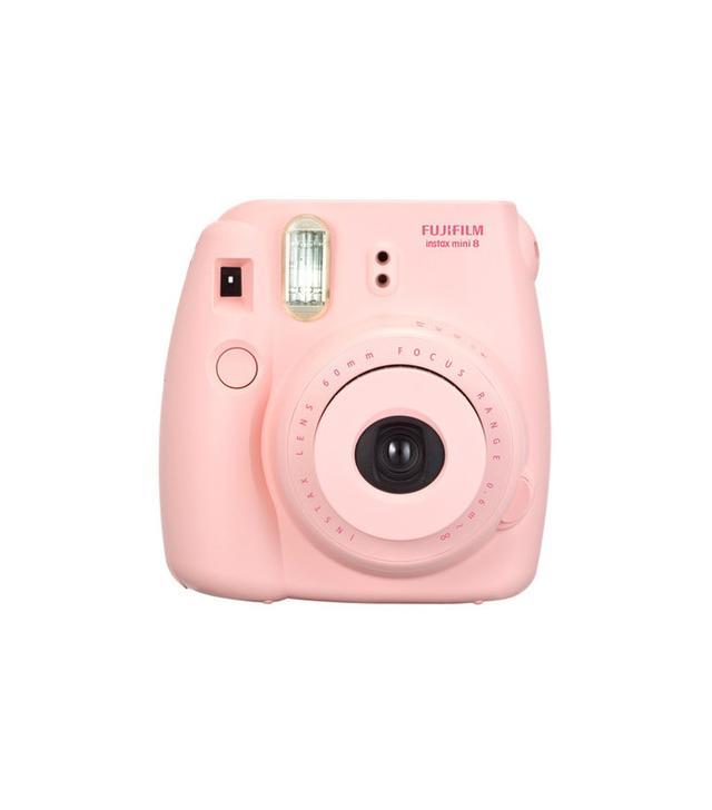 Fujifilm Pink Instax Mini 8 Camera