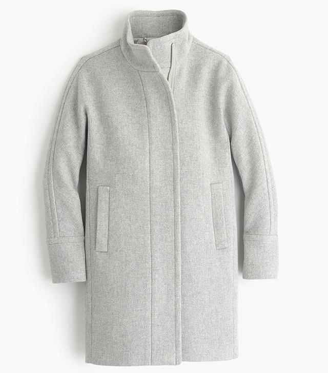 J. Crew Cocoon Coat