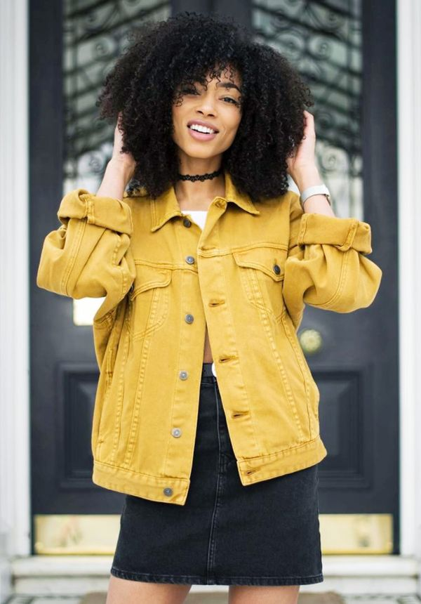 spring street style outfit ideas: ASOS lesley