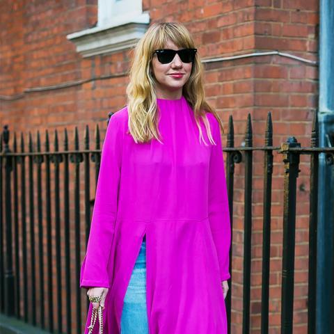spring street style outfit ideas: Lisa Aken