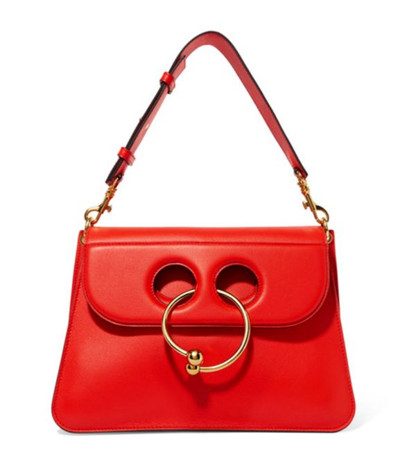 spring street style outfit ideas: Pierce Bag