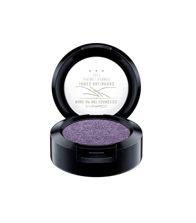 James Kaliardos for MAC Pressed Pigment in Black Grape