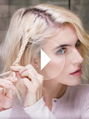 Tutorial: 3 Easy (and Stunning) Braids for Short Hair