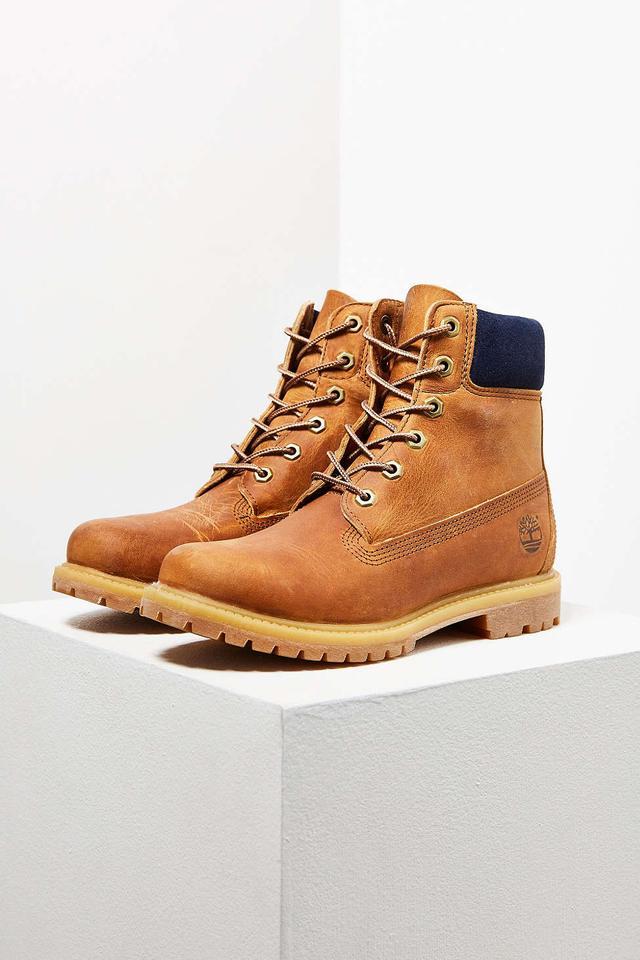 Timberland Six-Inch Premium Waterproof Boots