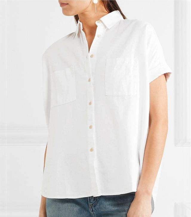 Madewell Courier Cotton-Twill Shirt