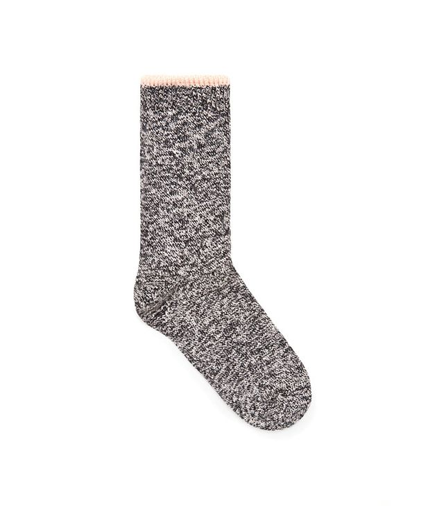 Cos Knitted Melange Socks