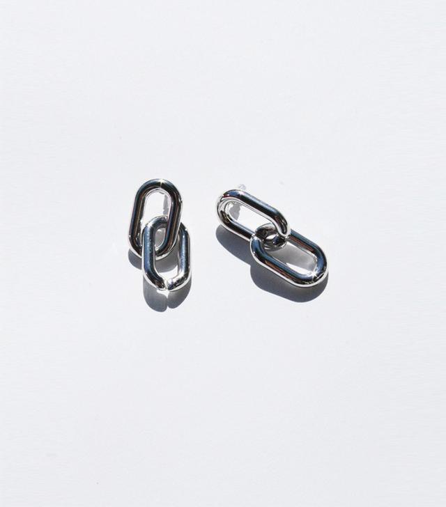 Common Muse Greta Chain Earrings