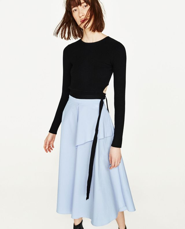 Zara Full Layered Skirt