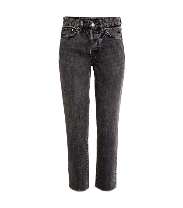 H&M Vintage High-Cropped Jeans