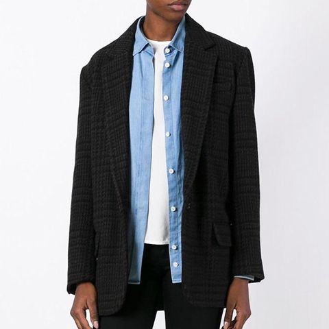 Garron Checked Jacket