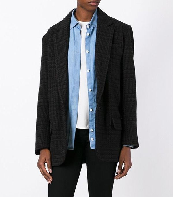 Étoile Isabel Marant Garron Checked Jacket