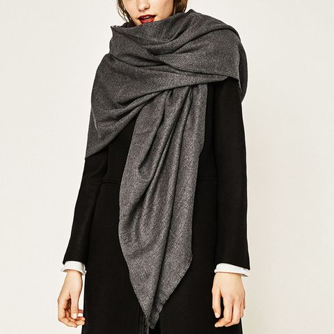 Super-Soft Plain Scarf