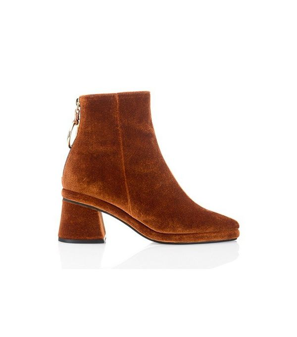Reike Nen Ring Middle Boots Rh4 Sh004