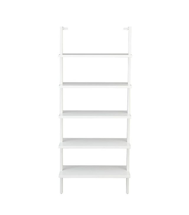 CB2 Stairway Wall Mounted Bookcase