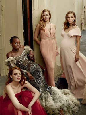 You Need to See Vanity Fair's Gorgeous Hollywood Issue