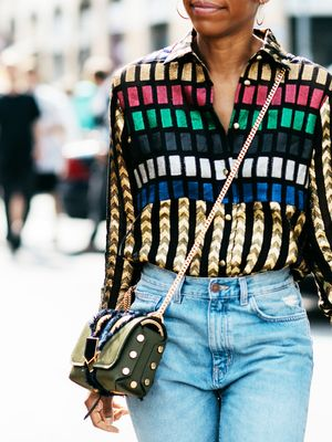 13 Stylish Tops to Pair With High-Waisted Skinny Jeans