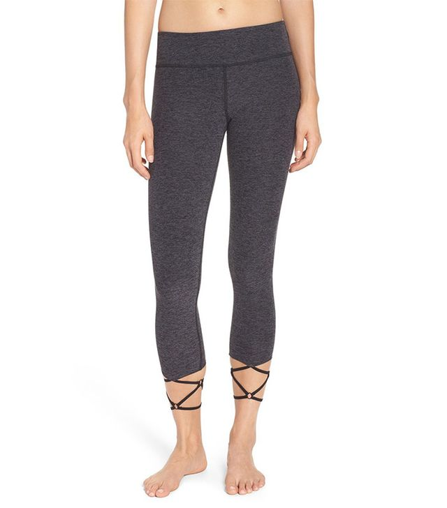 Beyond Yoga Strappy Midi Leggings