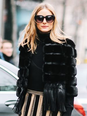 The Zara Piece Olivia Palermo Is Wearing on Repeat
