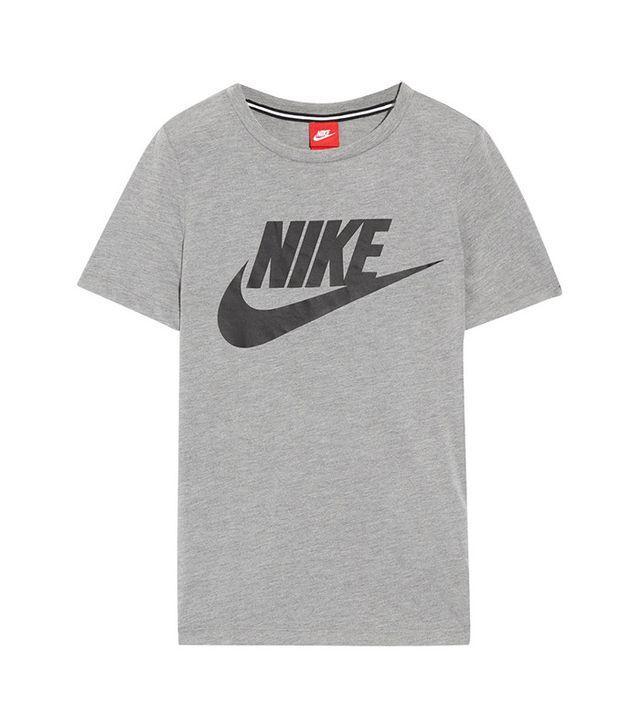 Nike Essential Printed Stretch-Jersey T-Shirt